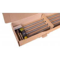 Комплект заземления для молниезащиты РГМН из нержавеющей стали