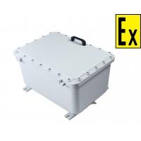 Ящик ГЗШ взрывозащищенный на 30 подключений, шина медная 40х4