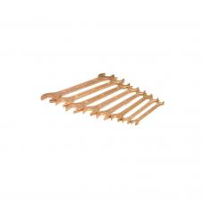 Комплект искробезопасных ключей рожковых ISKRA 8-14