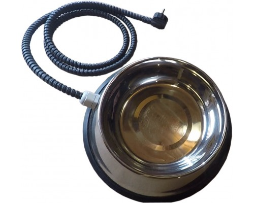 Миска с подогревом для собак 2,7 литра | Для мелких и средних пород