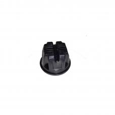 Держатель проводника D8 мм и D10 мм для плоской кровли | Высота 80мм