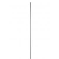 Молниеприемник 1,5 метра нерж.сталь