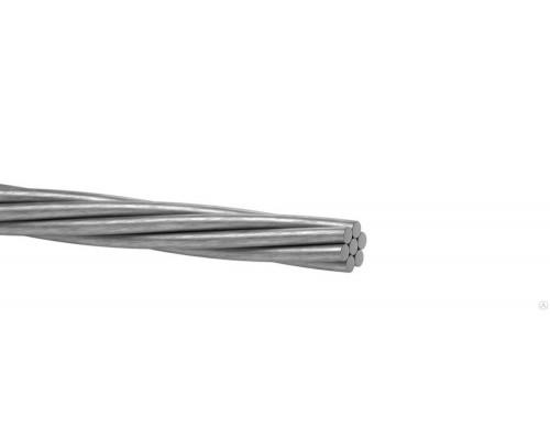 Трос алюминиевый 11мм для молниезащиты